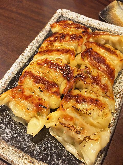Bite Size Gyoza