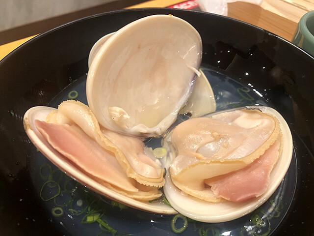 Sake Steamed Clams