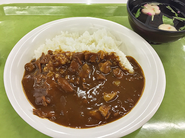 Hashed Beef and Rice