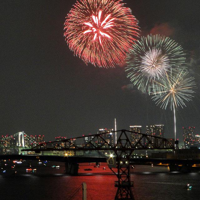 Tokyo Bay Grand Fireworks Festival