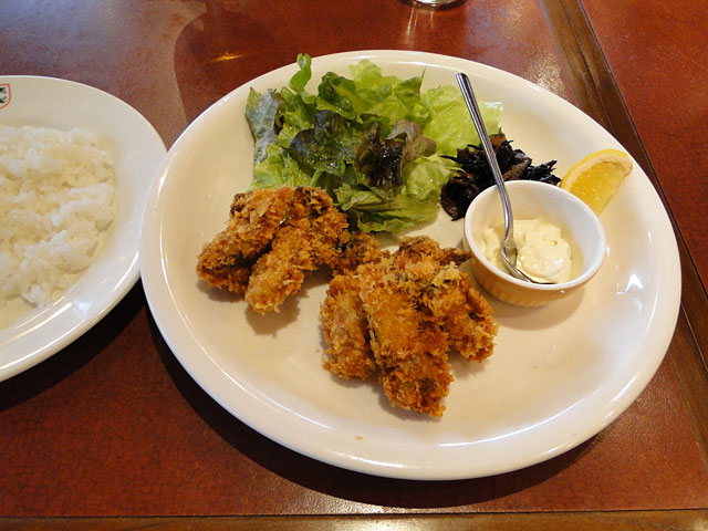 Fried Oyster Set
