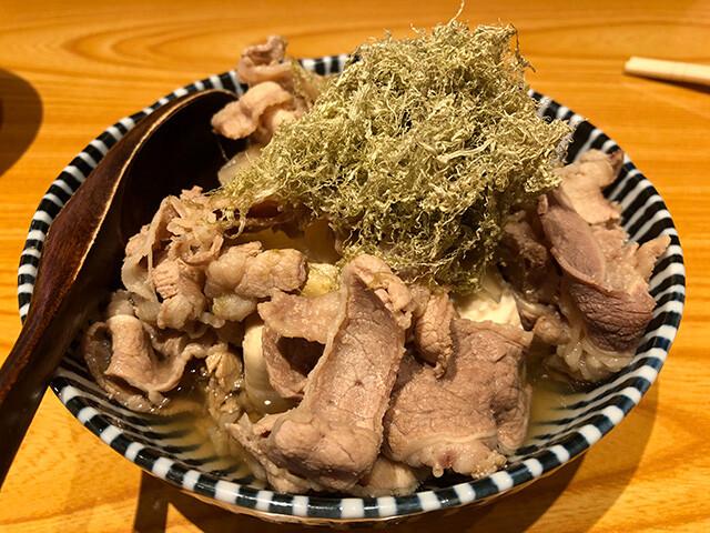 Beef and Tofu (White)