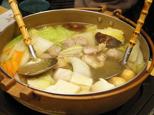 Nagoya Cochin Hot Pot