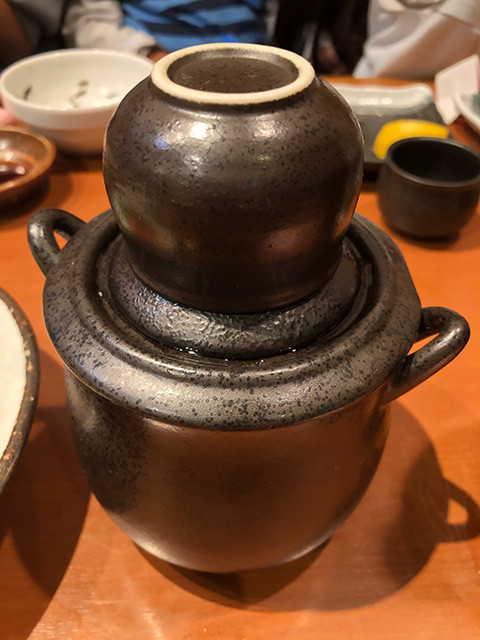 Hot Sake Pot