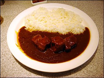 Rich Beef Curry
