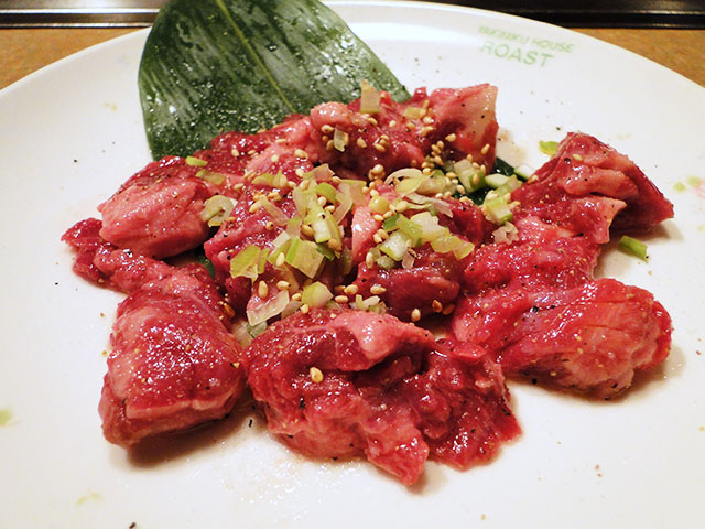 Beef Chin Meat
