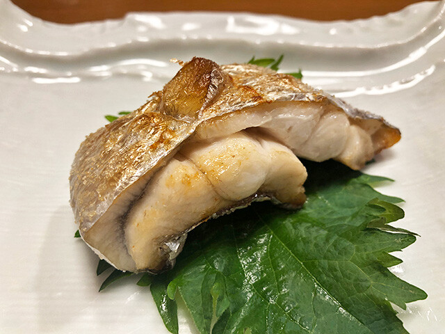 Grilled Cutlassfish
