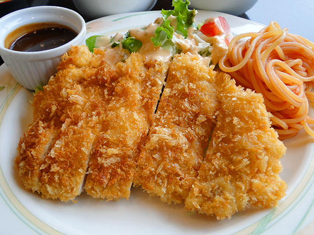 Fried Pork Cutlet
