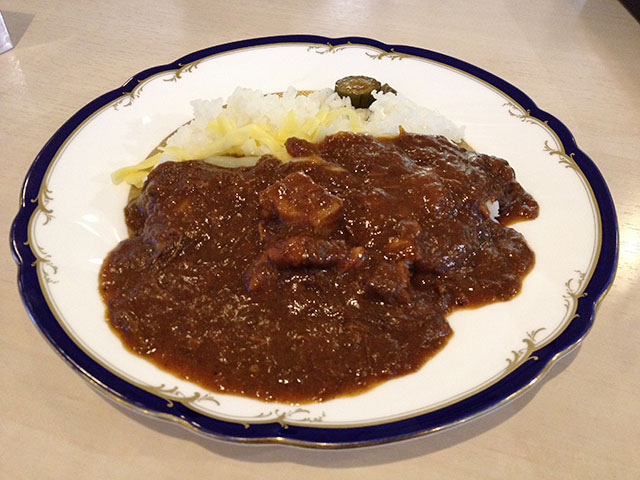 100-Hour-Stewed Curry