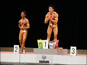 Junior 70 kg Category