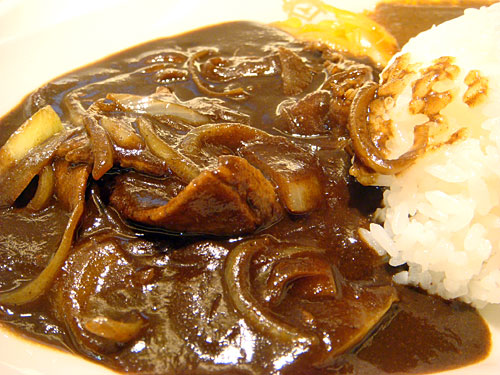 Bitter Beef Curry