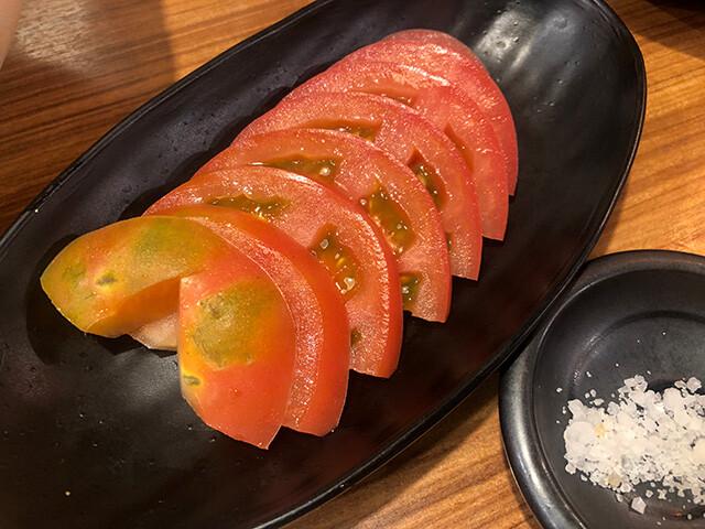 Sliced Tomato