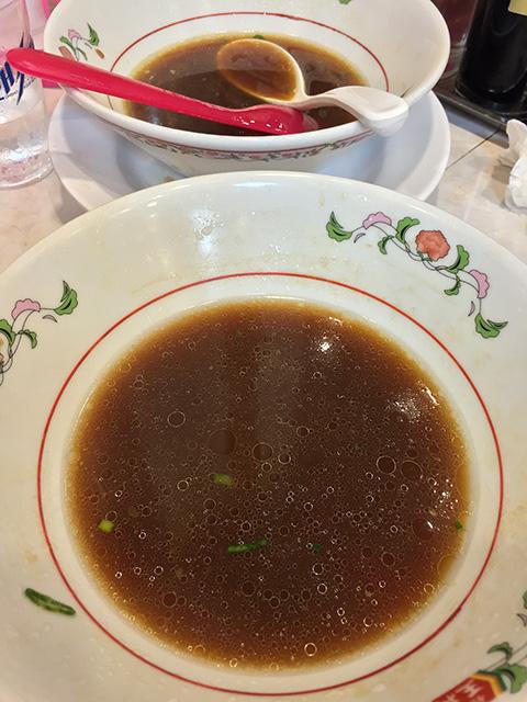 Soy Sauce Soup
