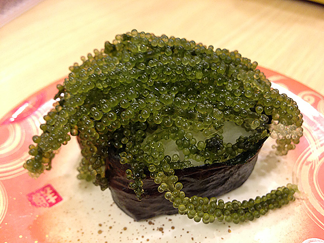 Sea Grape Gunkan-Maki