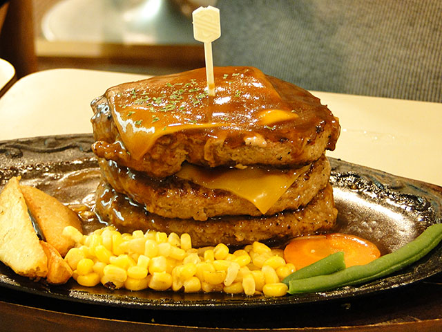 Tower Hamburgers