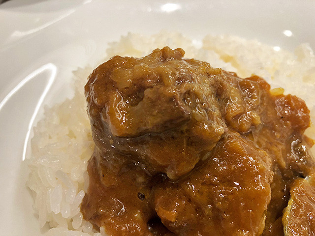 Classic Beef Curry