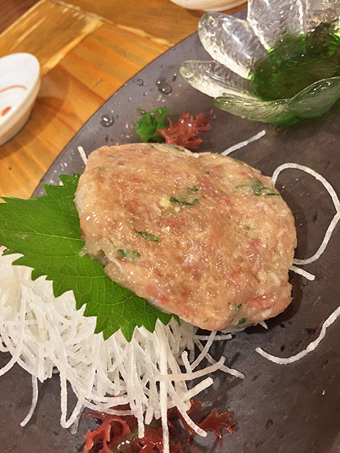 Minced Fish with Miso