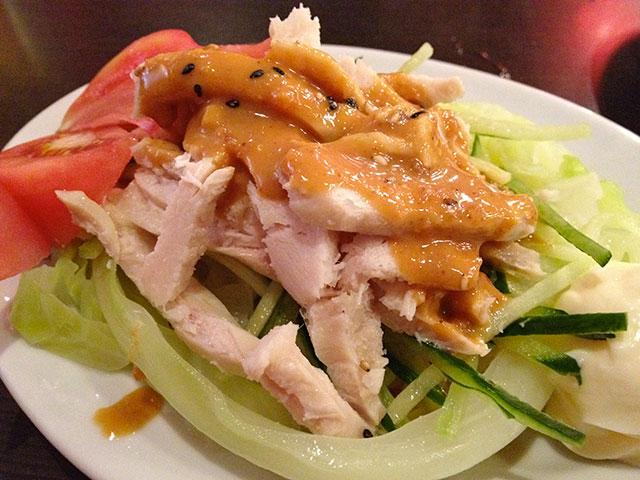 Bangbang Chicken Salad