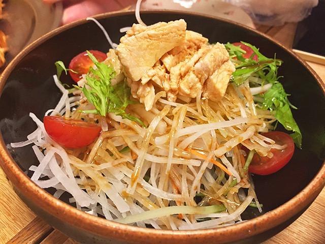 Toriki Salad