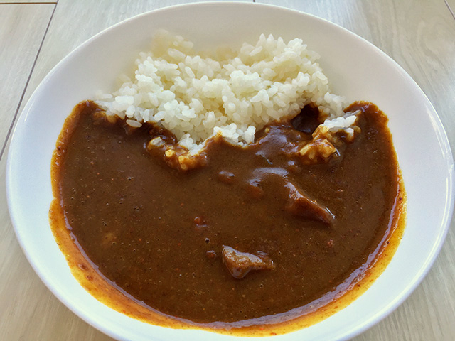 CoCoICHI's Beef Curry