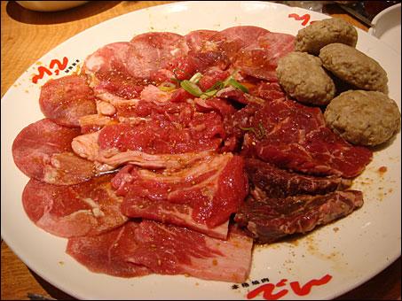 All-You-Can-Eat Yakiniku