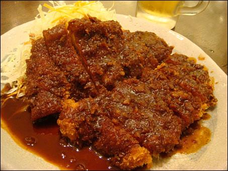 Waraji Pork Cutlet