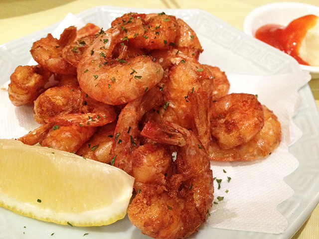 Fried Shrimps