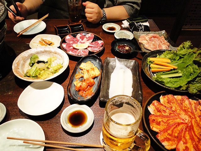 All-You-Can-Eat and Drink