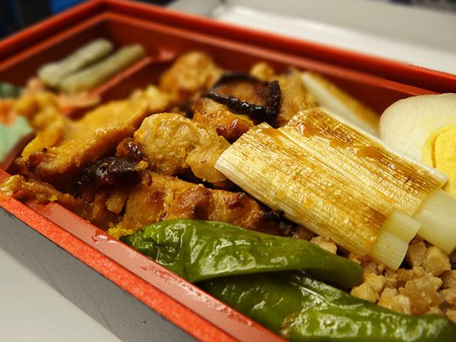 Grilled Chicken Lunch Box