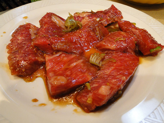 Beef Sparerib