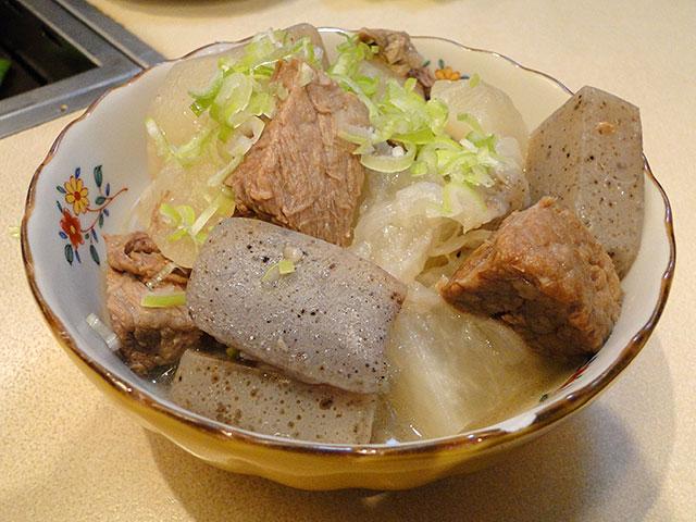 Stewed Beef Tendons