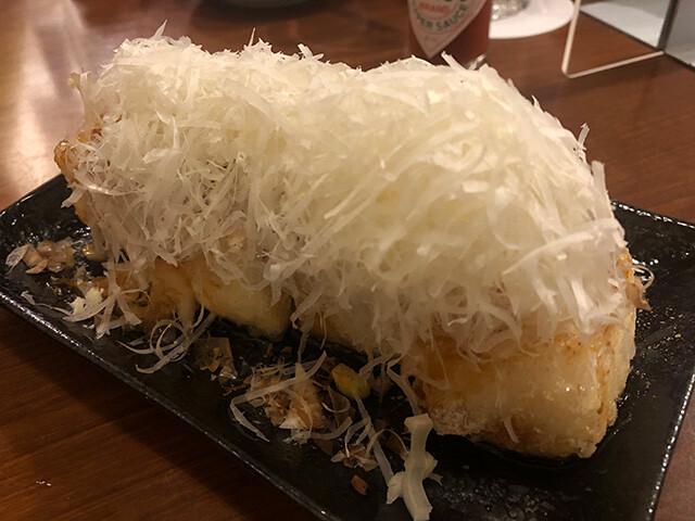 Deep-Fried Tofu with Cheese