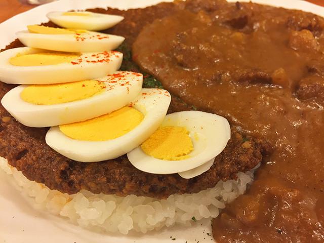 Paku-Mori Daikichi with Hard-Boiled Egg