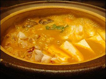 Curry Sumo Wrestler's Stew