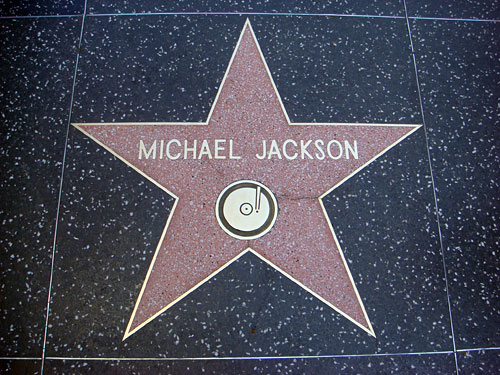 The Star of MJ
