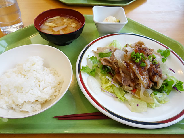 Special Set Meal on August 19, 2011