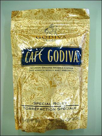 CAFE GODIVA