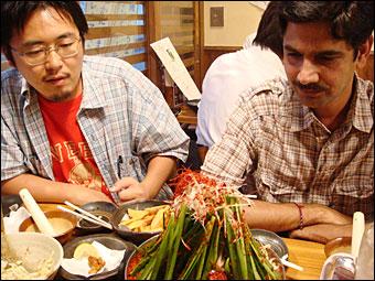 Drs. Matsu-Ken and Manda