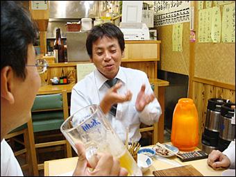 Mr. Tanegashima