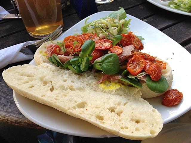 Sandwich in Oxford