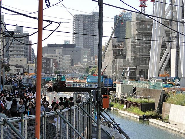 From Keisei Bridge