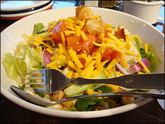 Gump's Good Ol' House Salad