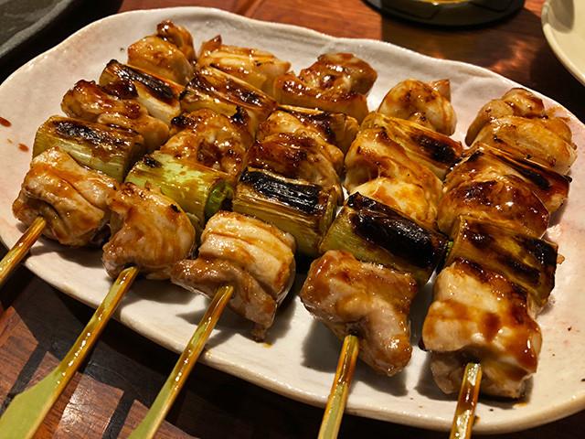 Chicken and Japanese Leek