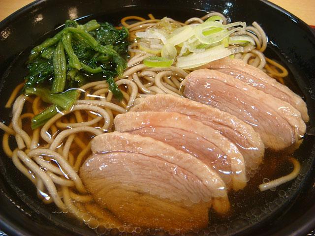 Duck Soba Noodle