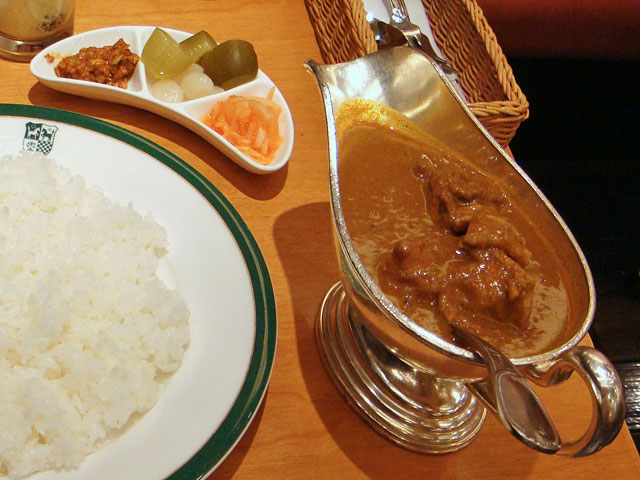 Nakamuraya Indian Curry