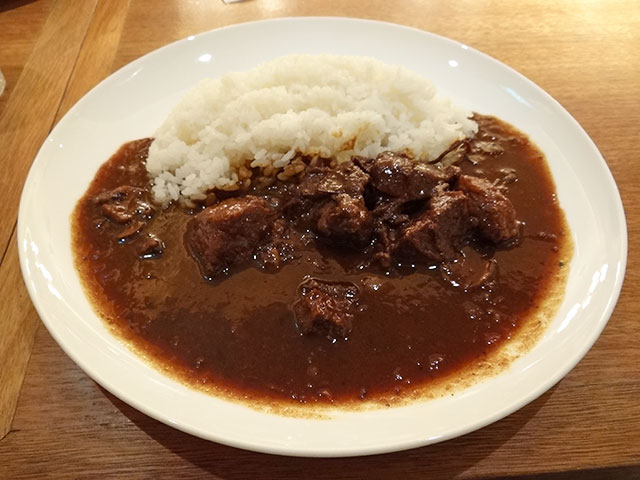 Special Beef Curry