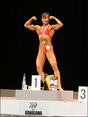 Women Over 58 kg Category