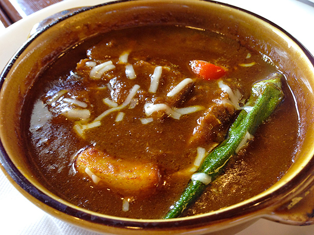 Angus Beef The ROYAL European Curry