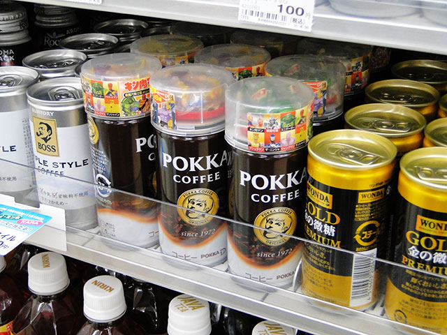 POKKA COFFEE