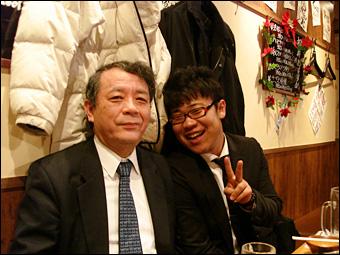 Prof. O and BOB